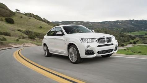 TEST BMW X4 M40i – Rallye-familiXul