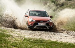 TEST Hyundai i20 Active 1.0 T-GDI Active Line