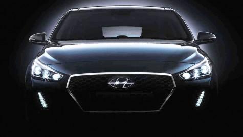 PRIMELE IMAGINI: Noul Hyundai i30 debutează la Paris