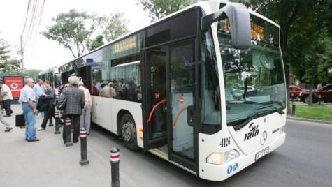 RATB: Linie specială de autobuz pentru sărbători