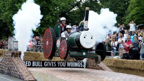 Red Bull Soapbox Race: Cursa nebună revine pe 3 septembrie