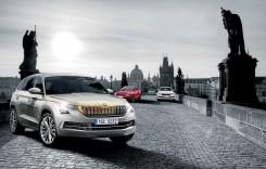 Proiecte secrete: Skoda Kodiaq, noul SUV Made in Cehia