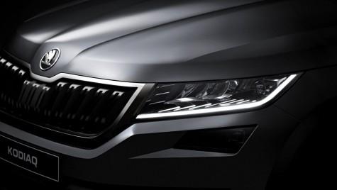 PRIMELE IMAGINI: Skoda Kodiaq, noul SUV compact cu 7 locuri