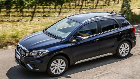 Noul Suzuki SX4, disponibil în România de la 14.600 euro