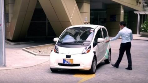Primele taxiuri autonome sunt deja pe străzi