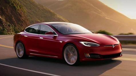 Tesla Model S P100D: Autonomie record de 613 km