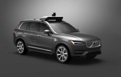 Uber a ales Volvo pentru noua sa flotă de mașini autonome