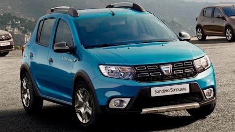 Dacia Sandero, pe locul 6 la vânzări în clasa sa, la nivel global