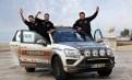 Cursa de-a lungul Eurasiei, susținută de Federal-Mogul Motorparts