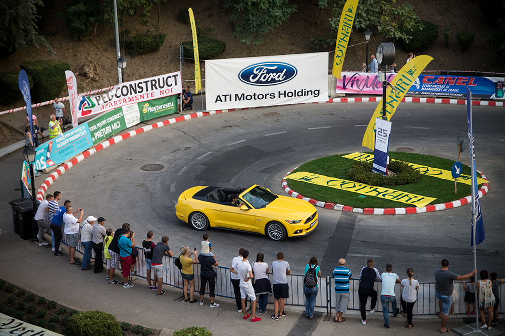Ford Mustang Florin Tincescu