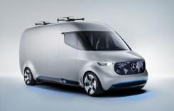 Mercedes Vision Van este utilitara viitorului