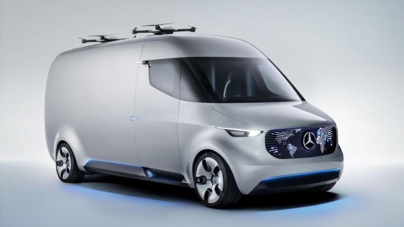 Mercedes Vision Van (4)