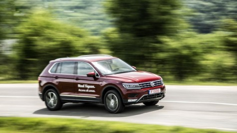 Test drive VW Tiguan 2.0 TDI 150 CP 4Motion DSG