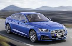 Noul Audi A5 Sportback e aici – imagini și informații oficiale