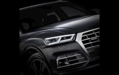 TEASER: Noul Audi Q5 va avea suspensie pneumatică