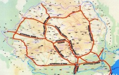 Cum arăta harta autostrăzilor lui Ceaușescu, folosită și astăzi