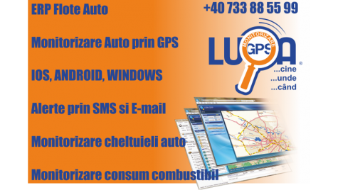 LUPA GPS: CINE, UNDE, CAND