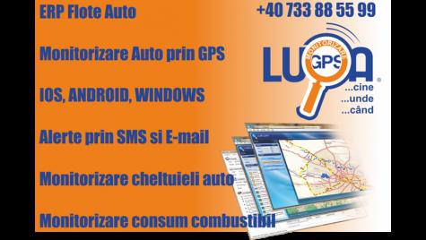 LUPA GPS: CINE, UNDE, CAND