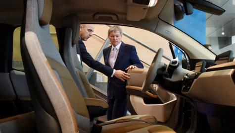 Vine BMW in Romania? Ce a negociat premierul Cioloș