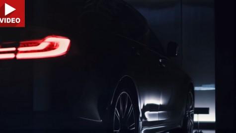TEASER: Cum arată noul BMW Seria 5