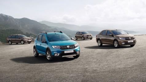 Dacia Logan facelift și Sandero facelift – primele detalii și imagini oficiale