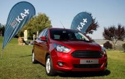 Noul Ford KA+, în România de la 9.990 euro