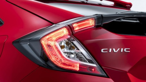 Honda Civic: Modelul european vine la Paris