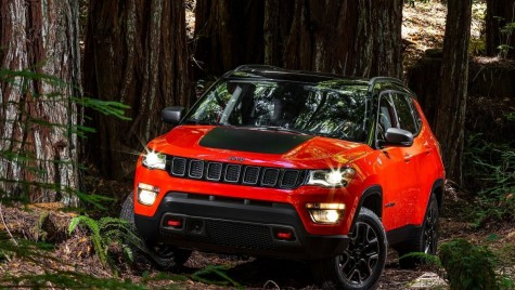 OFICIAL: Jeep Compass, noul expert 4×4 compact