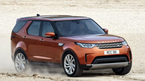 OFICIAL: A cincea generație Land Rover Discovery e aici