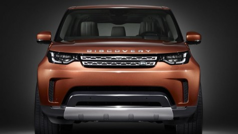 OFICIAL: Noul Land Rover Discovery dezvăluit