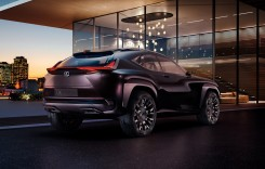 Lexus UX Concept: Rival japonez pentru Audi Q2 și Q3