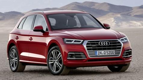 OFICIAL: Noul Audi Q5 este mai mare și mai ușor