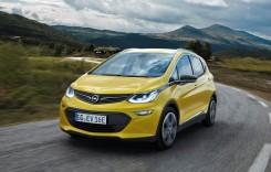 Autonomie electrică record pentru Opel Ampera-e