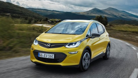Opel Ampera-e: Autonomie electrică de 500 km