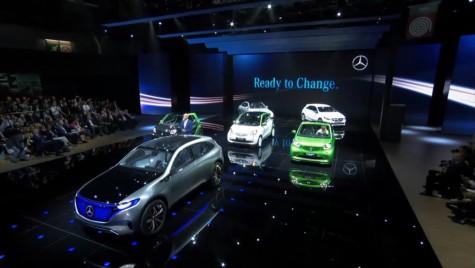 Toate premierele de la Salonul Auto de la Paris