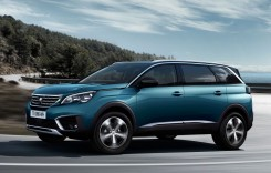 Peugeot 5008 reinventat sub forma unui SUV cu 7 locuri