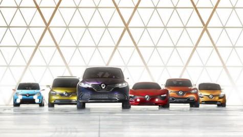 Renault prezintă un concept inedit la Paris