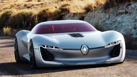 Renault TreZor dă startul unei noi ere de stil