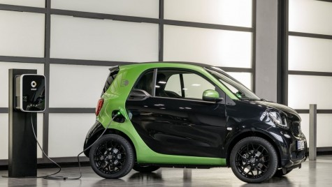Smart Electric Drive: fortwo și forfour cu propulsie electrică