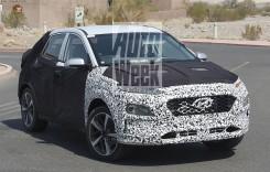 Imagini în premieră cu noul SUV Hyundai de clasă mică