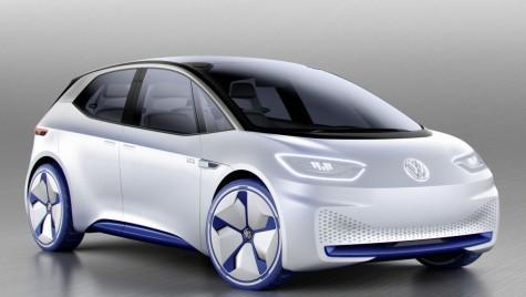 Mașina electrică a poporului: Volkswagen I.D. cu 600 km autonomie