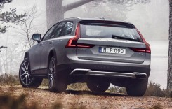 OFICIAL: Volvo V90 Cross Country, break cu ambiții 4×4