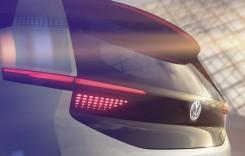 TEASER: Volkswagen electric cu autonomie de 500 km