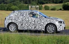 Cum arată VW Polo SUV, fratele mai mic al lui Tiguan