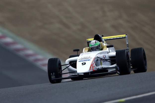 Alexandra Marinescu (ROU) Falcon Motorsport MSA Formula