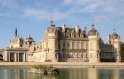Castelul Chantilly, proprietatea unui prinț colecționar