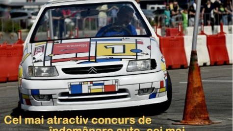 International Autotest Challenge, la Carrefour Militari