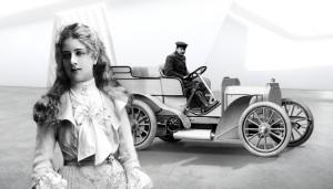 Bertha Benz Mercedes (1)