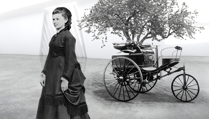 Bertha Benz Mercedes (2)