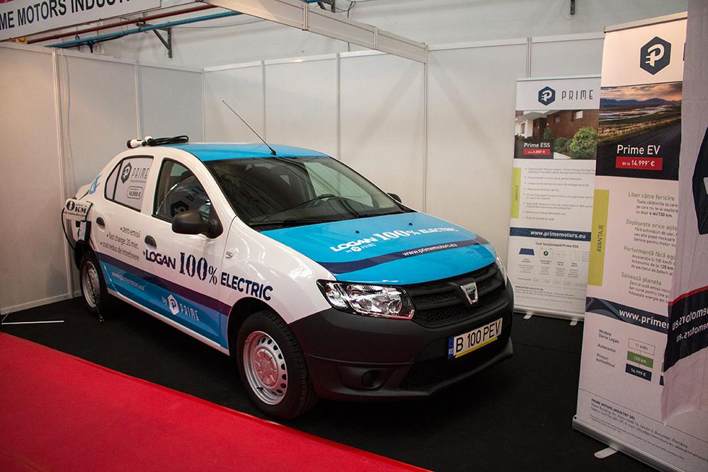 Dacia Logan electrică